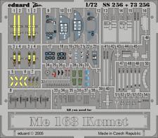 Eduard Zoom SS256 1/72 Messerschmitt Me 163B Komet Academy