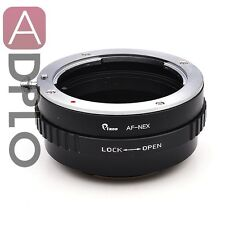 Lens Adapter Ring For Sony Alpha Lens to Sony E Mount A6000 A5000 NEX-5T NEX-3N