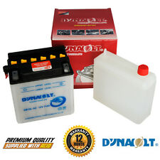 Dynavolt YB10L-A2 YB10LA2 Motorcycle Battery Suzuki GS500 89-04