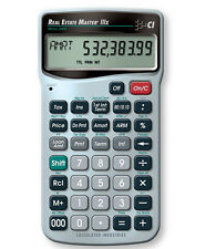 New Calculated Ind. Model 3405 Real Estate Master IIIx Financial Calculator