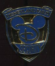 Disneyland Paris Security Badge Disney Pin 95626