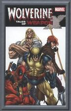 Wolverine: Tales of Weapon X-ExLibrary