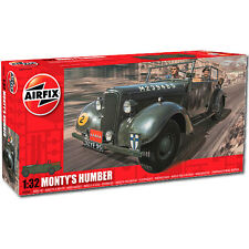 Airfix Monty's Humber Snipe personal coche 1:32 Militar modelo Kit plástico a05360