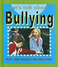 Bullying (Let's Talk About (Stargazer Books)), Sanders, Bruce, Good Books