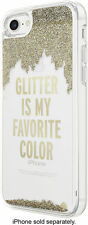 NEW kate spade new york - Clear Liquid Glitter Case for Apple iPhone 7