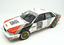 1/10 1990 Audi V8 Quattro DTM RC Touring Car Body+ decal for TT01 TT02 190mm 200
