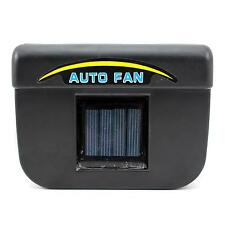 Functional Auto Car Window Cooler Solar Powered Car Air Vent Cooling Accessory