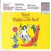 Fiddler on the Roof [Original London Cast 1967] (cd 1994)