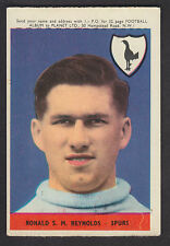 A&BC - Footballers (With Planet 1-46) 1958 - # 35 Ron Reynolds - Tottenham