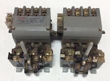 FURNAS 27A 600VAC 3PH REVERSING MAGNETIC STARTER 30DP32A1VF SER-B