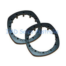 """NEW 6.5"""" inch Speaker Spacer Sloped angled ABS Plastic Quality Product Warranty"""