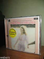 COME TO WHERE LOVE IS RONNIE ALDRICH CD NUOVO SIGILLATO DECCA PHASE 4 STEREO