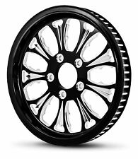 """DNA """"BEAST"""" CONTRAST CUT REAR PULLEY 70T 1-1/2"""" HARLEY TOURING FLHT/R/X/FLTR"""