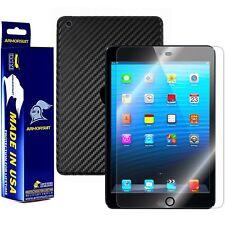 ArmorSuit MilitaryShield Apple iPad Mini Screen Protector + Black Carbon Fiber