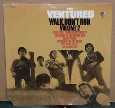 The Ventures Walk Don't Run Volume 2 vinyl LP record SEALED cut out