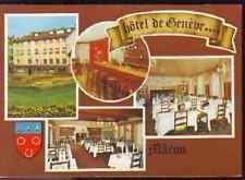 CPSM  --  MACON  HOTEL DE GENEVE   733A