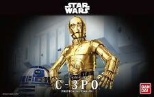 BANDAI STAR WARS MODEL KIT c -3po MAQUETTE 1/12 NEUVE A MONTER