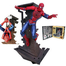 SCI-FI REVOLTECH /SERIES NO.039 SPIDERMAN 3 14 CM- ACTION FIGURE IN BOX 5.5""