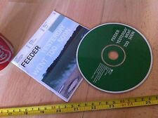 Feeder Yesterday Went Too Soon Music CD & Sleeve Only Official
