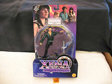 "Xena Warrior Princess AUTOLYCUS KING OF THIEVE Action Figure 6"" Toy Biz NEW 1998"