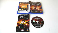 Harry Potter y el cáliz de fuego, ps2