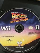 Back to the Future The Game (Wii) Disc Only FAST SHIPPING