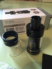 BLACK Smok TF-RTA G2 Edition Dual Deck | Genuine With Scratch Code