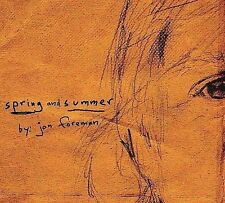 Spring and Summer Jon Foreman Music-Good Condition