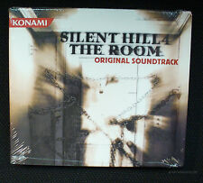++ Silent Hill 4 The Room OST CD EU Version (original Soundtrack) !! ++