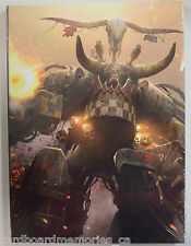 Warhammer 40K Ork Waaagh! Ghazghkull Factory Sealed Army Codex Book