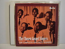 THE CHOSEN GOSPEL SINGERS THE COMPLETE SPECIALTY SESSIONS JAPAN P-VINE CD