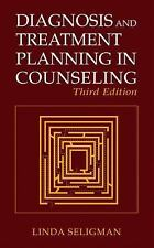 Diagnosis and Treatment Planning in Counseling, Linda Seligman, Acceptable Book