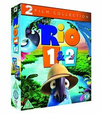 RIO / RIO 2 - 2 FILM BLU-RAY BOX SET