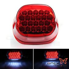 Red LED Tail Brake Light For 99-03 Harley Sportster XL Dyna Black Friday Sale