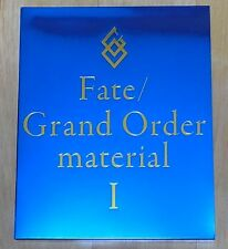 TYPE-MOON Fate FGO Setting art book Fate Grand Order material 1