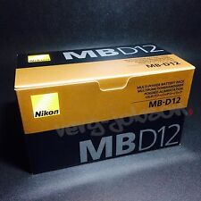 Nikon MB-D12 Multi Power Battery Pack for D800E Li-ion EN-EL15 MS-D14EN Original