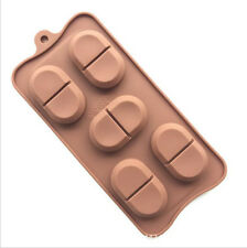 Silicone Pills Shape Chocolate Mold Cake Cookie Candy Jelly Baking Mould