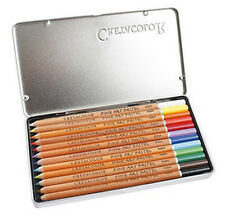 Cretacolor Fine Art Pastel Pencils - 12 Colour Tin