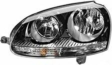 HELLA Halogen Headlight Right Fits VW Golf Mk5 Jetta III Wagon 2003-