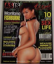 ASSETS Magazine AS IS Sexy MONTANA FISHBURNE Hot JUST BRITTANY Pree CARA Mandie