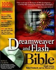 Dreamweaver and Flash Bible-ExLibrary