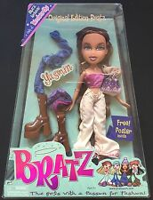 Bratz 1st First Edition 2nd Release Yasmin Woolworths Exclusive New