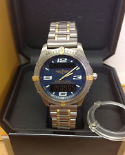 Breitling Aerospace F75362 Bi/Colour Blue Dial - Box & Paperwork - 2005