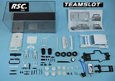 RENAULT 5 TURBO COMPLETE KIT  TEAM SLOT 1:32 - COCHE COMPLETO - ALPINE - GORDINI