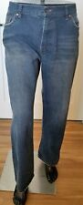 Calvin Klein Size 36 Jeans Loose Fit Men Men's CK #054***
