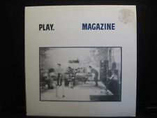 Magazine Play Virgin V2184, Virgin V.2184  Vinyl, LP, Album