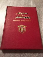 James Sutherland ADVENTURES OF ARMENIAN BOY 1915 Armenian Genocide Kilis ARMENIA