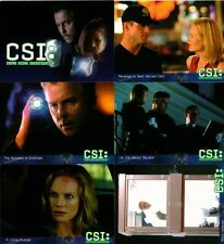 CSI Series 2 Full 100 Card Base Set of Trading Cards from Strictly Ink
