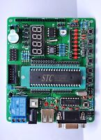 STC12C5A60S2 development board 51 Microcontroller learning board AD function