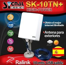 ANTENNA WIFI SIGNAL KING SK-10TN+ FOREIGN,SIGNALKING ,SHIPMENTS FROM SPAIN 24Hs